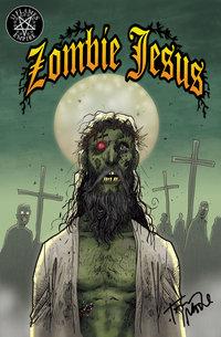 Zombie Jesus Graphic Novel