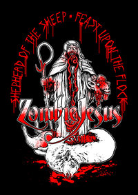 Zombie Jesus - Bloody Shepherd