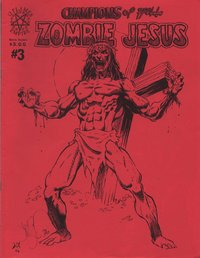 Zombie Jesus #3