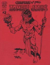 Zombie Jesus # 2 comic