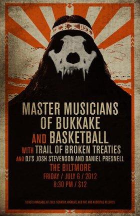 Master Musicians Of Bukkake Far West