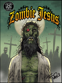 Zombie Jesus T-Shirt - GN Cover