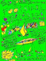 Valentines Formal & Fundraiser: The Himalayan Bear, FOOTSIES BABYSITTER BOYS, GIRLS TV CLUB - Sep 17th @ the fifty fifty arts collective