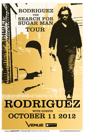 Rodriguez, Louise Burns @ Venue Oct 11 2012 - Oct 25th @ Venue