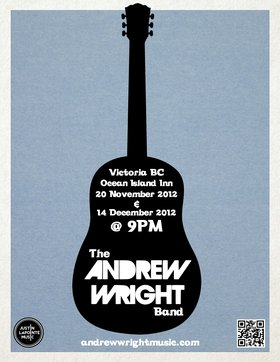 The Andrew Wright Band @ Ocean Island Lounge Nov 20 2012 - Jul 6th @ Ocean Island Lounge