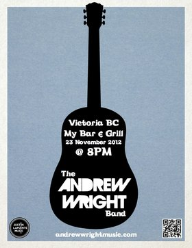 The Andrew Wright Band @ My Bar and Grill Nov 23 2012 - Jul 6th @ My Bar and Grill