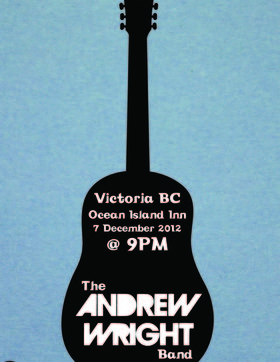 The Andrew Wright Band @ Ocean Island Lounge Dec 7 2012 - Jul 6th @ Ocean Island Lounge