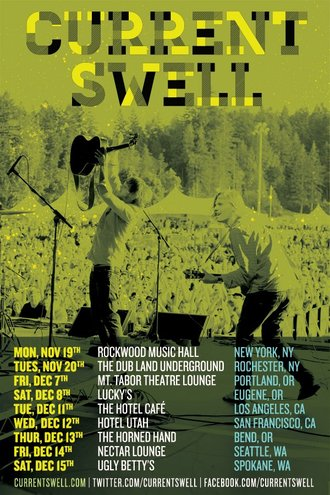Current Swell On Tour