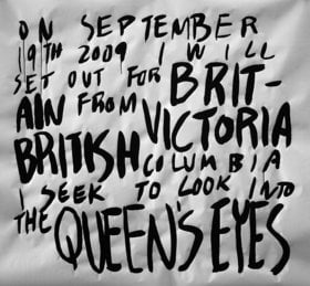 The Queen's Eyes : Micheal Drebert - Oct 24th @ The Ministry of Casual Living