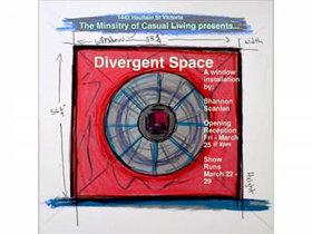Shannon Scanlan : Divergent Space - Oct 26th @