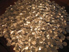 Christine Clark : Aluminum Circle - Oct 26th @