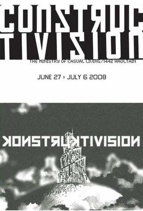 Evan Locke : Constructivision @  Jun 27 2008 - Oct 25th @