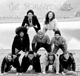 THE PONDEROSAS VICTORIA DEBUT WITH THE NEW GROOVEMENT (VBCSS Membership Event): The Ponderosas, The New Groovement, Dope Soda @ Hidden Gem Studios Jan 12 2013 - Sep 26th @ Hidden Gem Studios