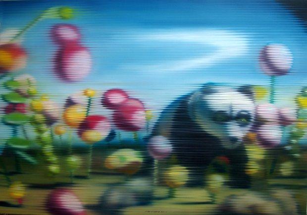 Pandamania by  Ben van Netten