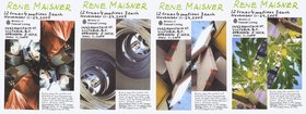 Rene Maisner : 12trans4mations 3 each @ Ministry of Casual Living Nov 11 2005 - Oct 25th @ Ministry of Casual Living