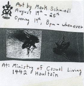 Mark Schmiedl : Beetle Dance - Oct 26th @