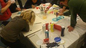 Experimental Art Sessions - Sep 25th @ Burnside Gorge Community Centre