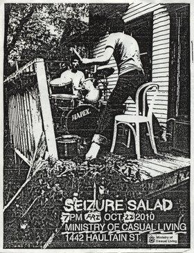 Seizure Salad - Band - Oct 26th @