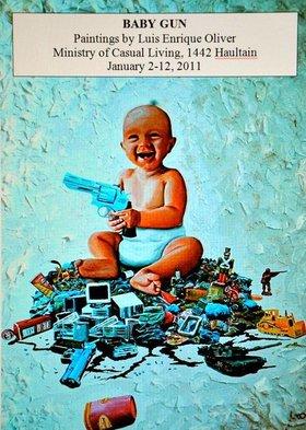 Baby Gun :  Luis Enrique Oliver - Oct 26th @