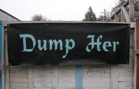 Dump Him/Dump Her - Oct 26th @