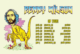 Mint records and Copper Owl present:: Renny Wilson, Dreamboat, WAND @ Copper Owl Apr 22 2013 - Jan 28th @ Copper Owl