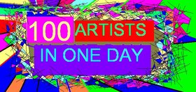 100 Artists in One Day - Oct 26th @ Ministry of Casual Living