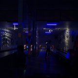 Black light bowling at Youbou Lanesby Rhonda Vertefeuille