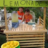 Lemonade - Honeymoon Bay Outdoor Marketby Rhonda Vertefeuille