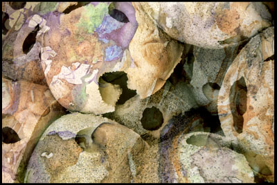 Concrete and Abstract 2 by  Arlene Nesbitt