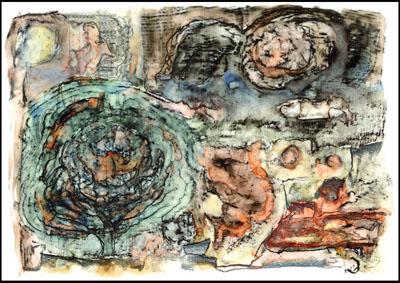 Tree of Life Emergent by  Arlene Nesbitt