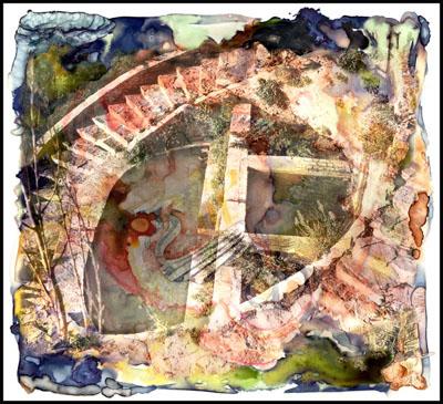 Wellspring by  Arlene Nesbitt