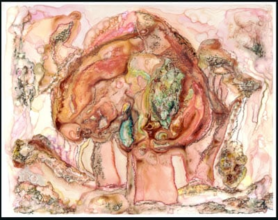 Symbiosis by  Arlene Nesbitt