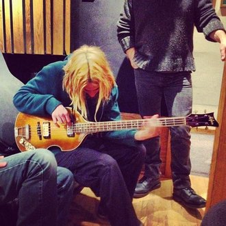 Current Swell is back in the studio!