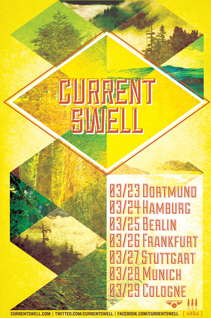 March Germany Tour