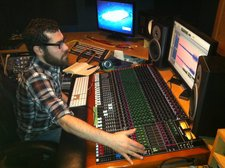 Andy Schichter Producer/Engineer/Mixer