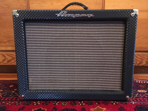 FOR SALE - AMPEG SUPERJET Guitar Amp