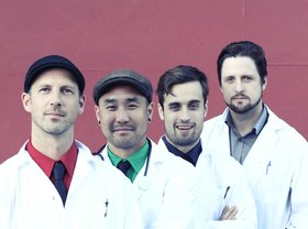 Saturday free family show!: THE SKINNY, Georgetown Orbits @ Ship Point (Inner Harbour) Jul 5 2014 - Sep 26th @ Ship Point (Inner Harbour)