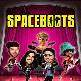 SPACEBOOTS, DEF 3 & GANJO BASSMAN - TRIPLE SKA FEST DEBUT (BARRINGTON/FISHBONE DOUBLE TICKET) 19YRS+: Spaceboots, Def3, Ganjobassman @ Victoria Event Centre Jul 4 2014 - Sep 26th @ Victoria Event Centre