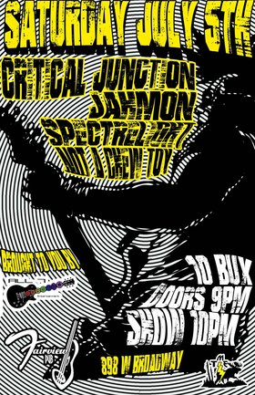 FAIRVIEW ROCK PARTY - FRESH BANDS ALL NIGHT!: Jahmon, Critical Junction, Spectrelight, Not A Chew Toy @ Fairview Pub Jul 5 2014 - May 6th @ Fairview Pub