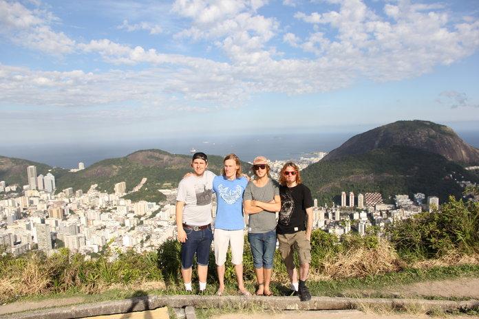 2014 BRAZIL TOUR