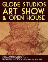 Globe Studios Art Show & Open House