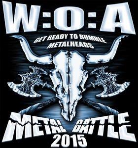Wacken Metal Battle Canada - B.C. Final: Resurgence (Round #3 YVR Winner), Medevil (**BC WINNER** & Round #4 YVR Winner), Torrefy (Round #5/Victoria Winner), Unbeheld (Round #2 YVR Winner!), Bushwhacker (Round #1 YVR Winner!) @ Rickshaw Theatre Apr 10 2015 - Oct 15th @ Rickshaw Theatre
