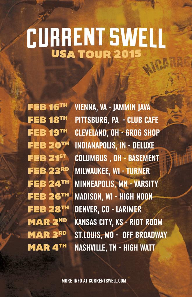 USA Tour!!!