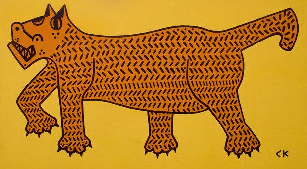 Big Kitty by  Cameron Kidd