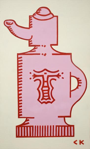 Tea Pot by  Cameron Kidd