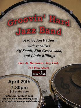 Groovin Hard Jazz Band: Groovin Hard Jazz Band @ Hermann's Jazz Club Apr 29 2015 - Oct 27th @ Hermann's Jazz Club