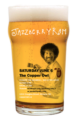 Jazzberry Ram, More Than Mayhem @ Copper Owl Jun 6 2015 - Jun 2nd @ Copper Owl