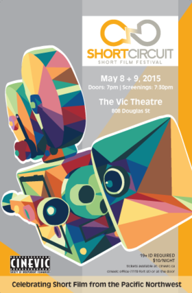 Short Circuit -- Night One @ Vic Theatre May 8 2015 - Oct 19th @ Vic Theatre