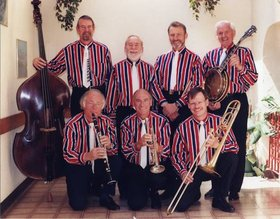 Dixieland Express @ Hermann's Jazz Club May 31 2015 - Oct 19th @ Hermann's Jazz Club