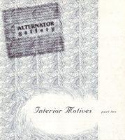 Interior Motives (part two)